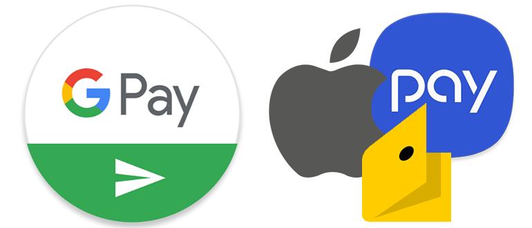 Аналоги Google Pay