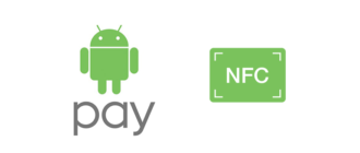 Android Pay без NFC logo