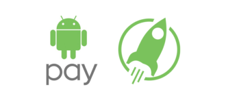 Android Pay запуск logo