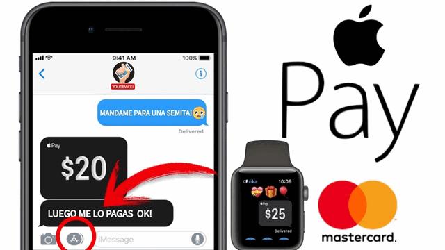 ApplePay на iPhone