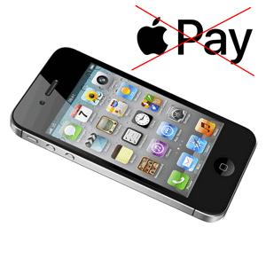 iPhone 4s и ApplePay