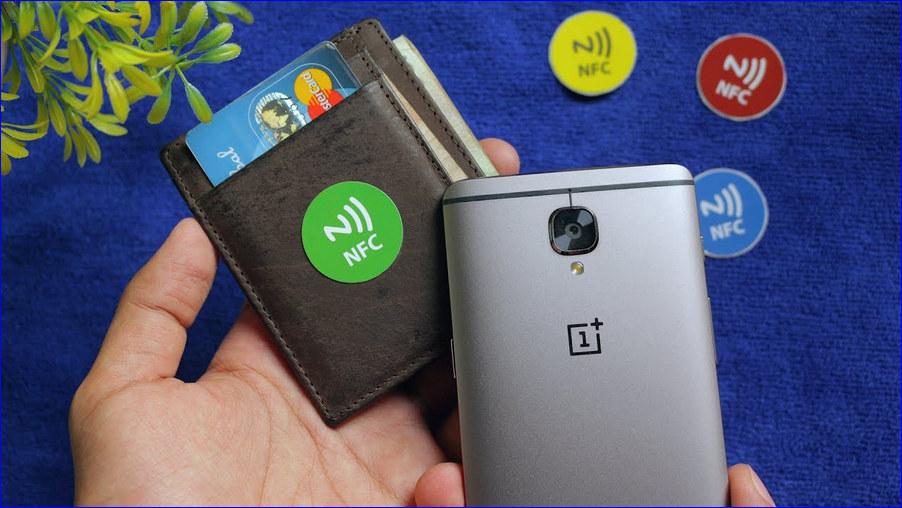 Работа Андроид без NFC
