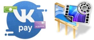 Рекламный ролик платежной системы VK Pay
