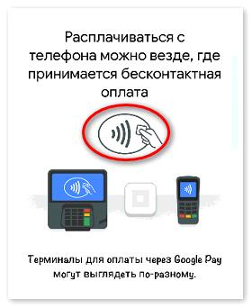 Терминалы для оплаты через NFC