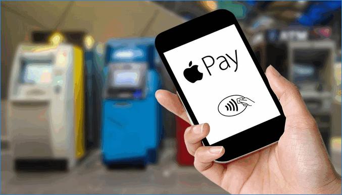 Apple Pay без терминала