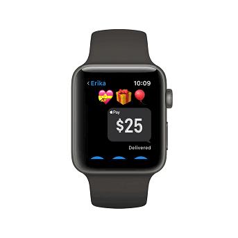 Apple Pay на Apple Watch