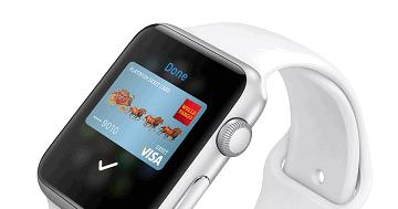 Оплата с Apple Watch