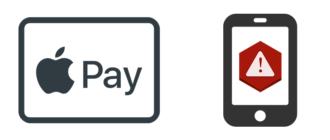 После оплаты Apple Pay зависает экран iPhone