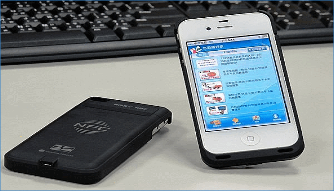 Проверка NFC другим устройством для Apple Pay