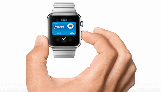 Работа ApplePay на Apple Watch