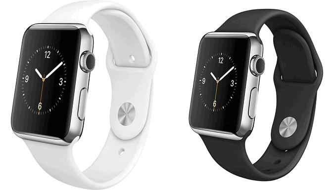 Версии Apple Watch