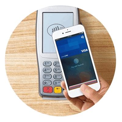 VISA для Apple Pay