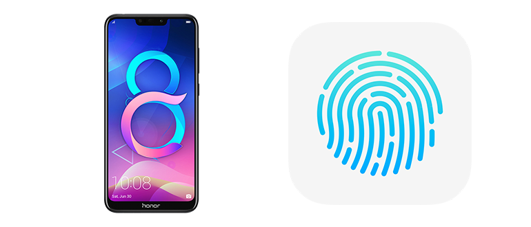 Настройка сканера отпечатков пальцев на телефонах Honor