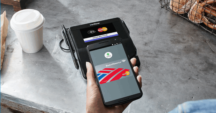 Покупки с Android Pay