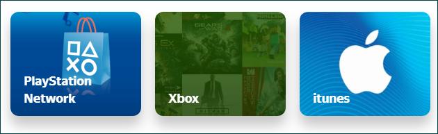 Пополнение счета в онлайн-играх