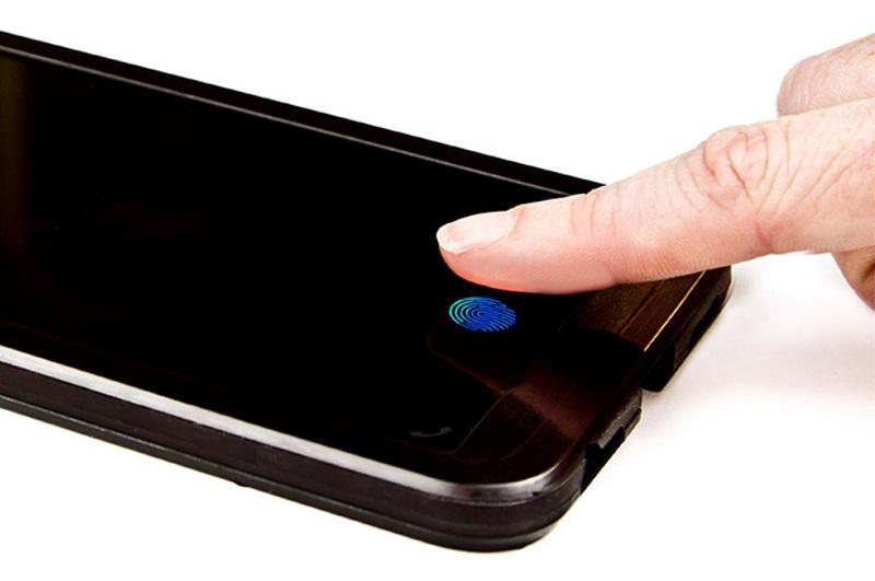 Samsung не удалось распознать отпечаток