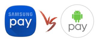 Samsung Pay vs Android Pay - чем они отличаются и что лучше