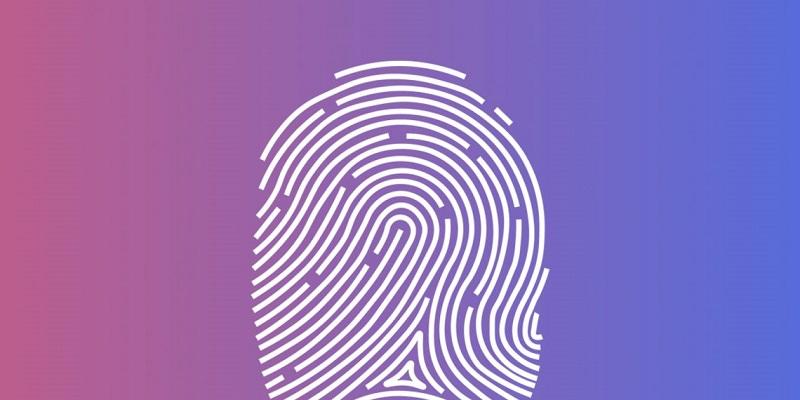 сканер отпечатка пальца на компьютере