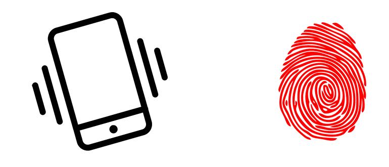 Телефоны со сканером отпечатков пальцев