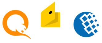 Что лучше - Qiwi, WebMoney или Яндекс Деньги
