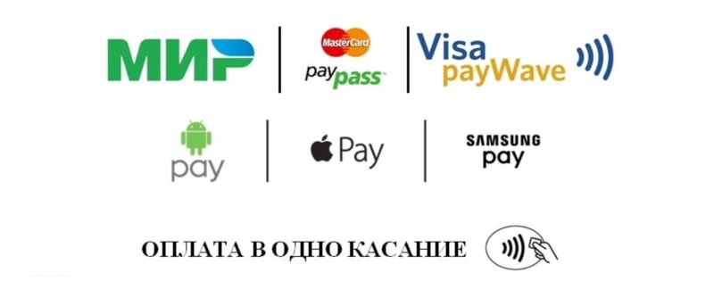мобильные платежные сервисы для бесконтактной оплаты