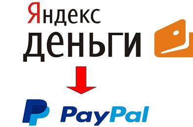Яндекс.Деньги и PayPal