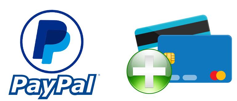 Как добавить карту к PayPal в России