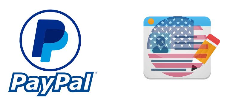 Как зарегистрировать американский PayPal