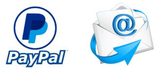 Какая электронная почта у PayPal