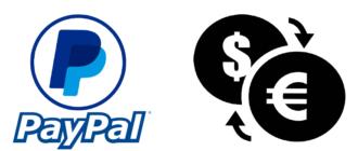 Курс PayPal на сегодня — курс доллара, евро и других валют