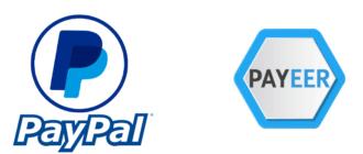 Обмен PayPal на Payeer — инструкция
