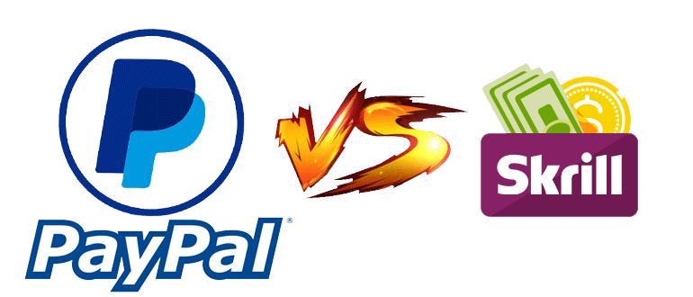 Обменять Skrill на PayPal — какую систему выбрать
