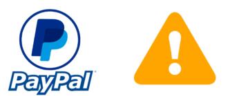 Ошибка PayPal не завершено - что значит