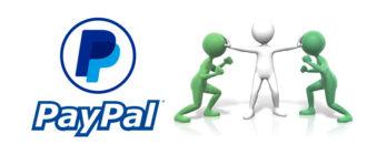 PayPal — диспут по возврату средств