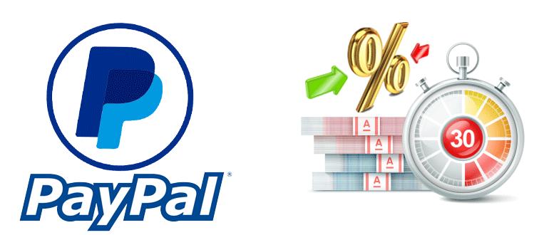PayPal - кредит и займ в России