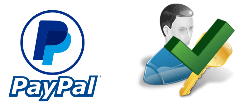 PayPal - подтверждение личности и верификация аккаунта