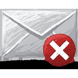 Переполненный почтовый ящик